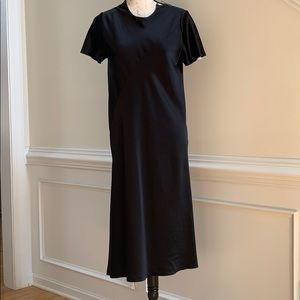 DKNY 100%silk women dress